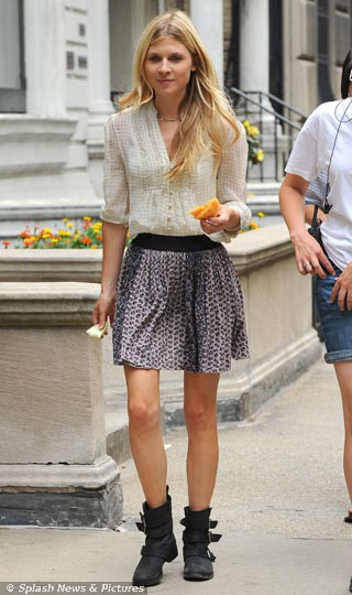 fashion icon clemence poesy spottedm